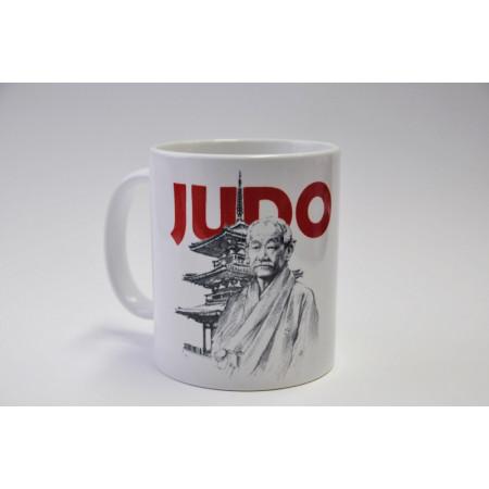 Фарфоровая кружка Jigoro-Kano