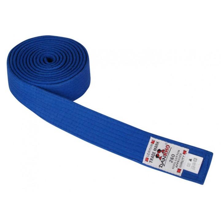 Пояс judo Danhro 4cm Синий