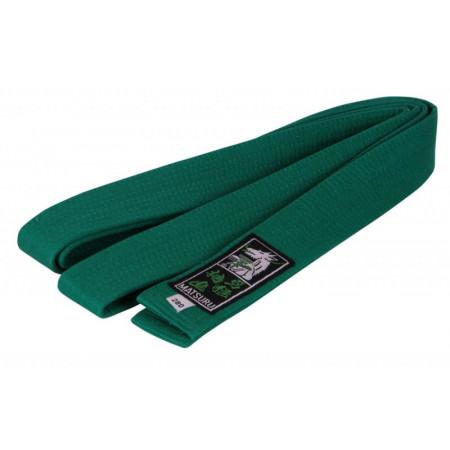 Пояс Judo Matsuru Зеленый
