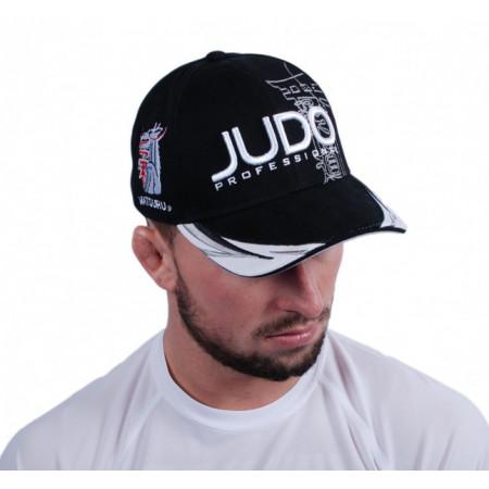 Кепка JUDO PROFESSIONAL- Черная