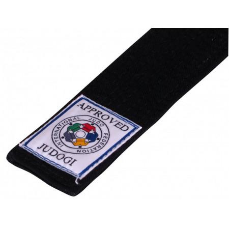 Пояс Judo Сертифицированный IJF Черный