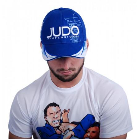 Кепка JUDO PROFESSIONAL- ROYAL