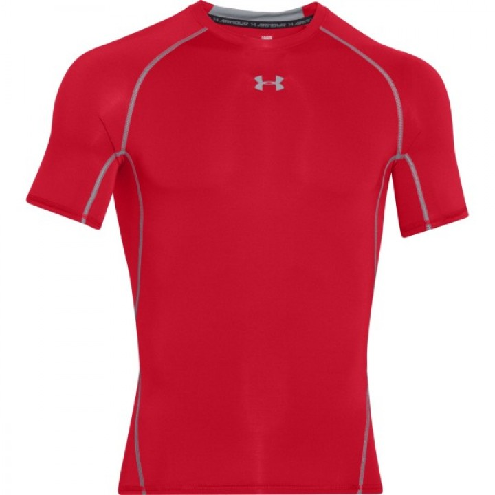 Under Armour HeatGear Armour Shortsleeve Красный
