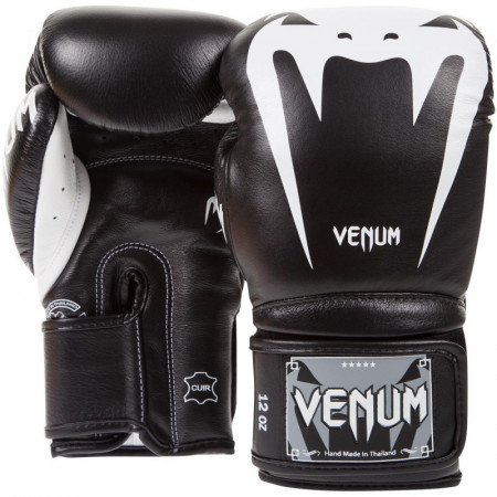 Venum Перчатки Боксерские Giant 3.0 Черно/Белые