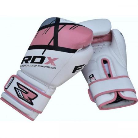 RDX Перчатки Боксёрские BGR-F7 Розовые