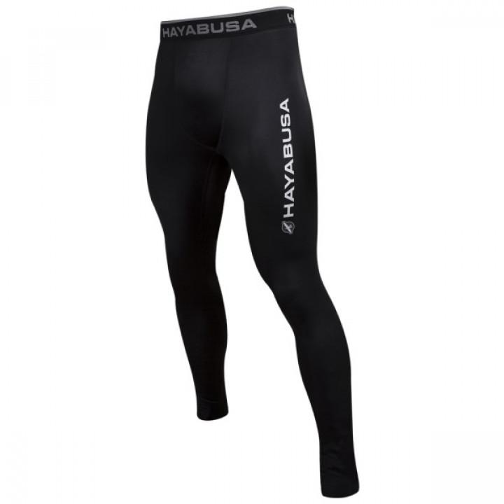 Hayabusa Компрессионные штаны Haburi Compression Черный
