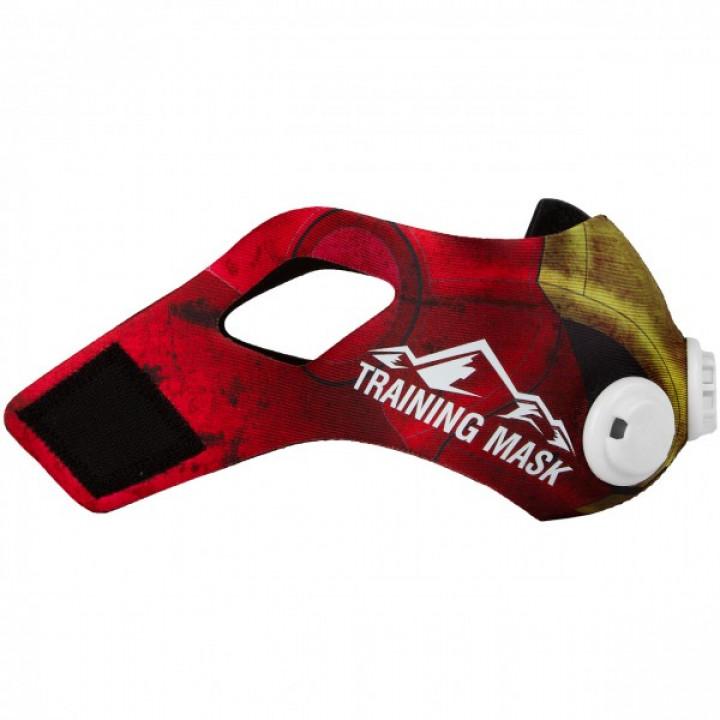 Неопреновый ремешок  для Elevation Training Mask 2.0 Red Iron