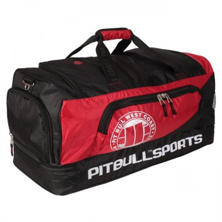 Pit Bull Сумка Спортивная PB Sports II Красная