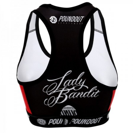 Poundout Топ Женский Lady Bandit