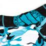 Женские шорты для тренировок PitBull Camo 1 голубые