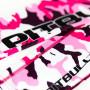 Pit Bull Леггинсы Женские Camo 1 Розовые