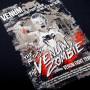 Venum T-shirt Zombie Return Черная