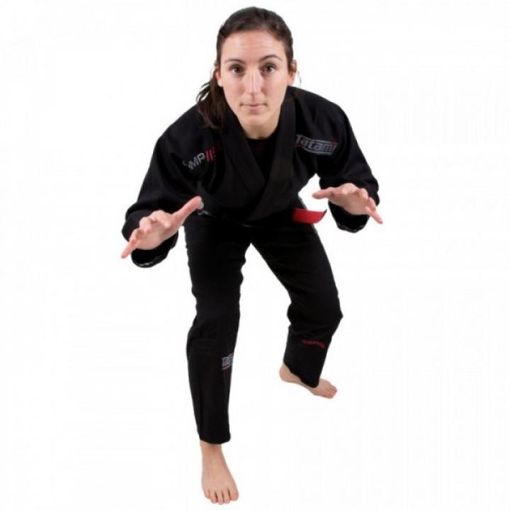 Tatami Kimono/Gi Женское Comp SRS Lightweight Черный