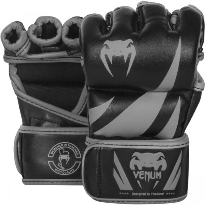 Venum Перчатки для MMA Challenger Чёрный/Серый