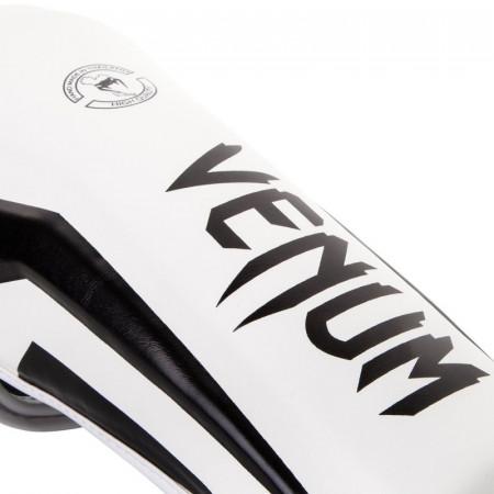 Venum Защита Голени Elite Бело/Черные