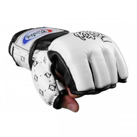 Fairtex Перчатки для MMA FGV17 Белые