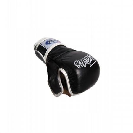Fairtex Перчатки для MMA спарринговые FGV15 Чёрные