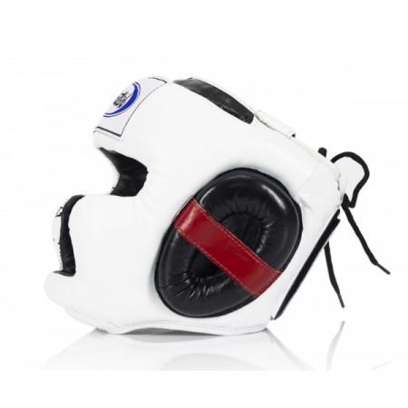 Fairtex Шлем Боксерский HG10 Белый