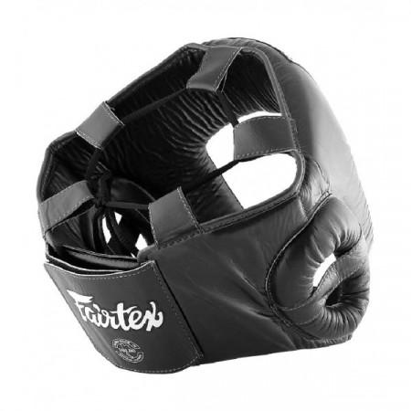 Fairtex Шлем Боксерский HG1 Черный