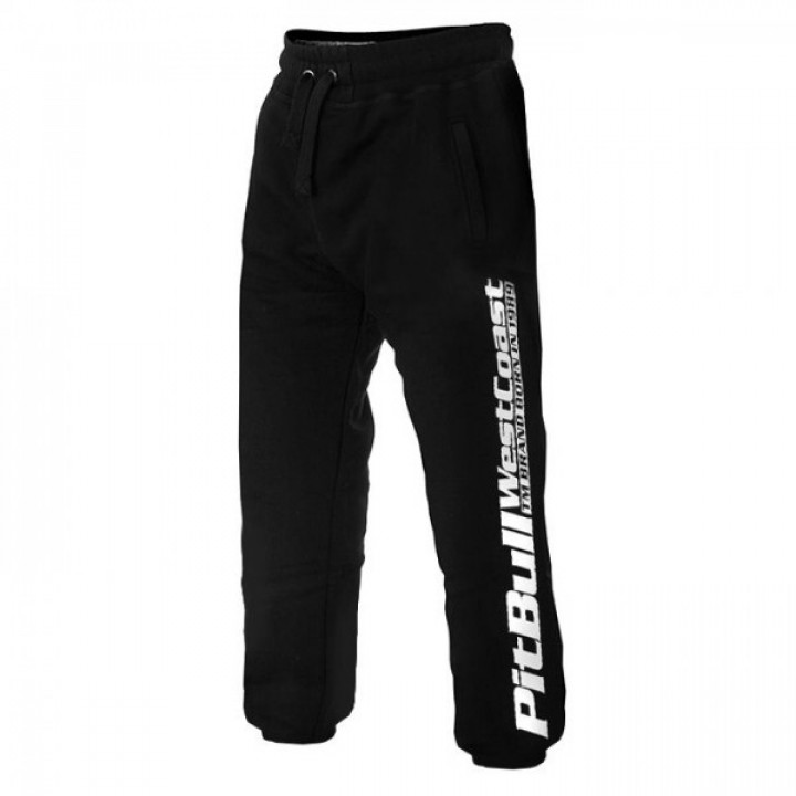 Pit Bull Спортивные штаны PB 17 Чёрные
