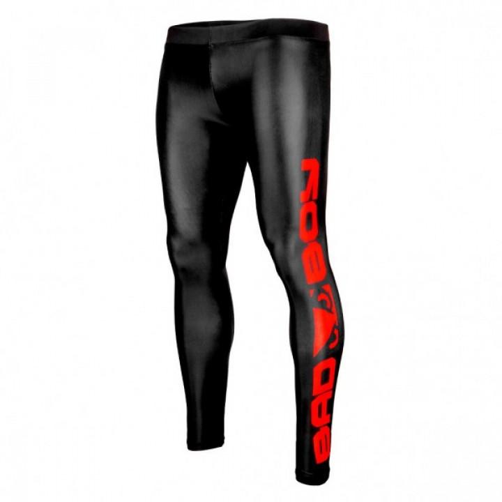 Bad Boy Компрессионные штаны Origin Черно/Красный