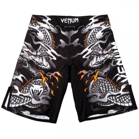 Venum Шорты MMA детские Dragon's Flight Черные