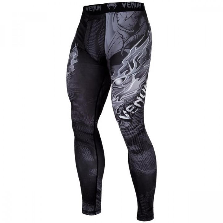 Venum Компрессионные штаны Minotaurus Черный