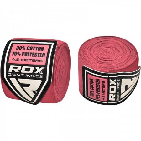 RDX Бинты Боксёрские Женские HWX Розовый