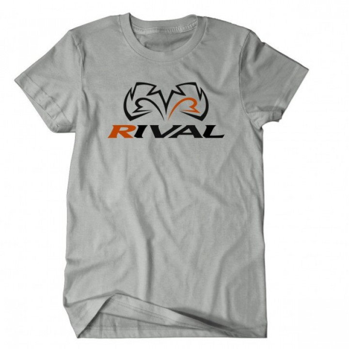 Rival T-shirt Corpo Серая