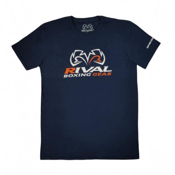 Rival T-shirt Corpo Темно Синяя