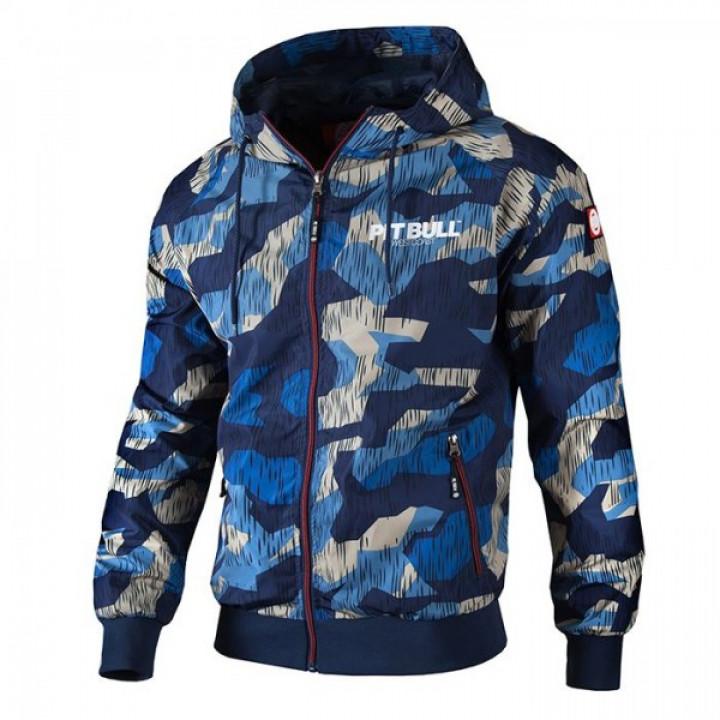 Pitbull Куртка Athletic VII Camo Синий