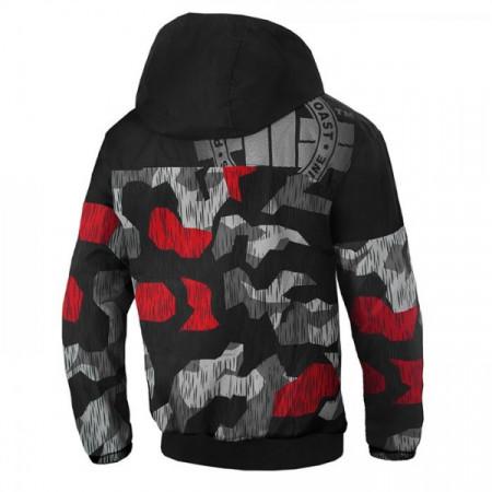 Pitbull Куртка Homelands II Camo Красный
