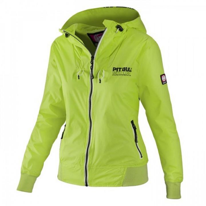 Pitbull Куртка Женская Aaricia III Зелёная