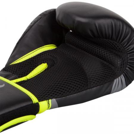 Ringhorns Перчатки Боксерские Charger Черно/Зеленый