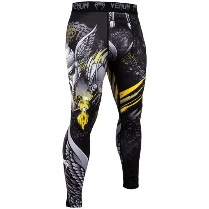 Venum Компрессионные штаны Viking 2.0 Черно/Желтый