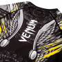 Venum Рашгард Viking 2.0 Короткий Рукав Черно/Желтый