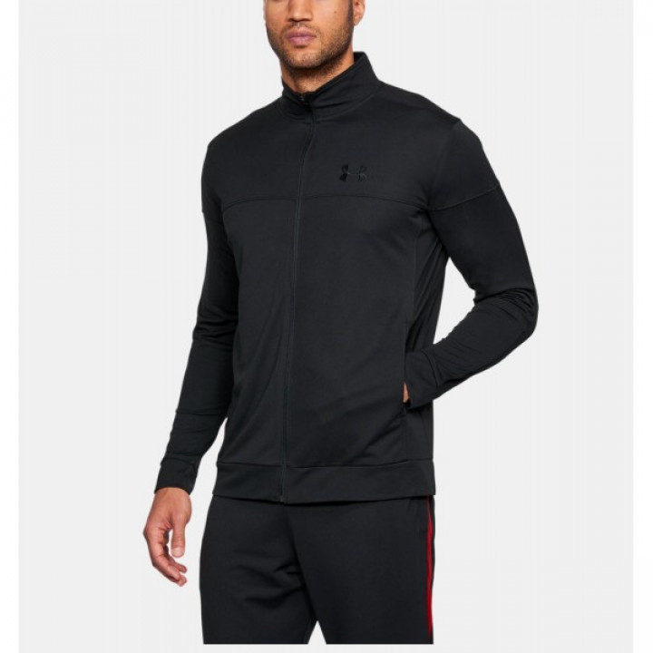 Under Armour Bluza Sportstуle Pique Черная