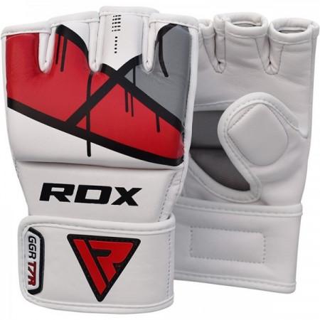 RDX Перчатки для MMA GGL- T7 Красные