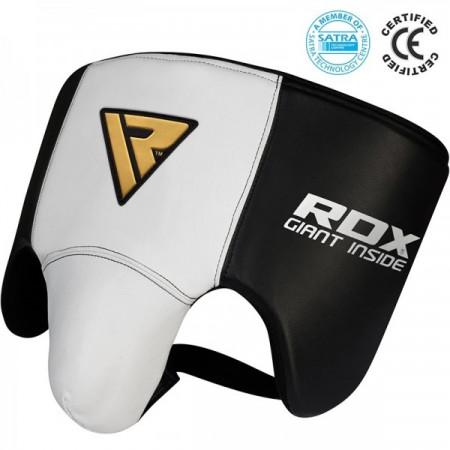 RDX Suspensor Боксерский L1 Gel Бело / Черный