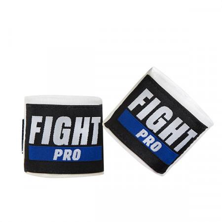 Fight Pro Бинты Боксерские Basic Белый