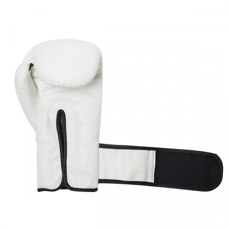 Fight Pro Перчатки Боксерские Basic Белый