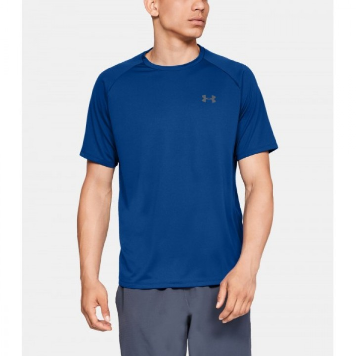 Under Armour HeatGear Tech Tee 2.0 Синяя