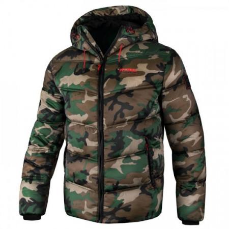 Pit Bull Куртка Gatlin Лесной Камуфляж