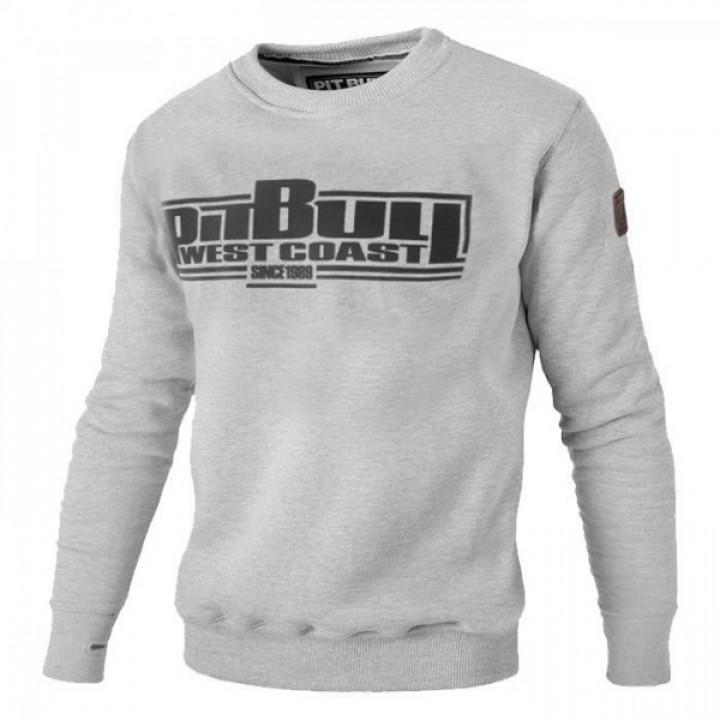 Pit Bull Bluza Classic Boxing 18 Серый