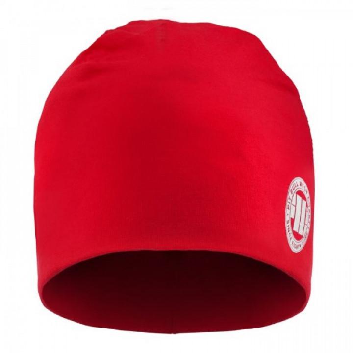 Pit Bull Шапка Small Logo 18 Красная