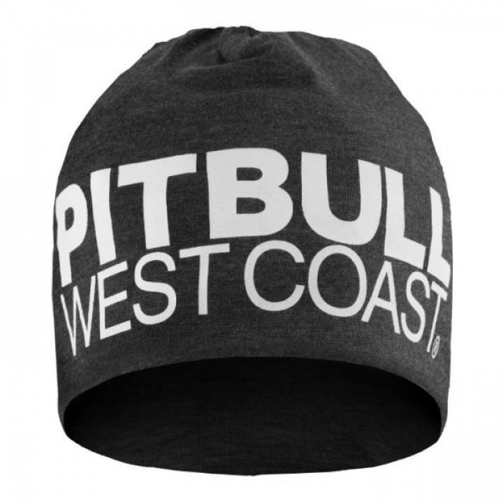 Pit Bull Шапка TNT 18 Темно серая