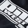 Pit Bull Bluza z kapturem Classic Boxing 18 Grafitowa