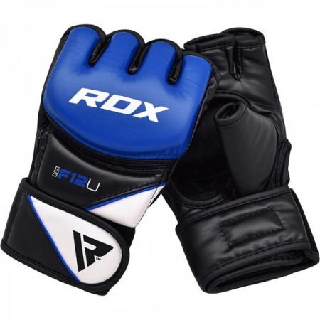 RDX Перчатки для MMA GGRF-12 Синие