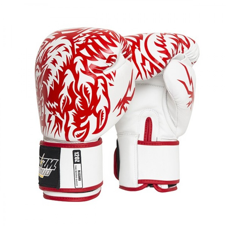 StormCloud Перчатки для Muay Thai Blizzard Eagle