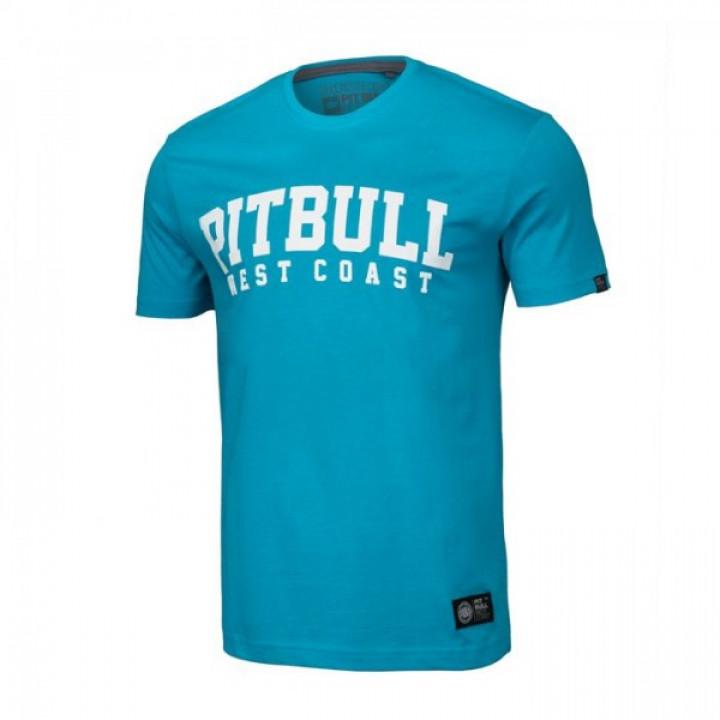 Pitbull T-shirt Wilson Голубая